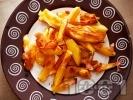Рецепта Здравословни пържени картофи